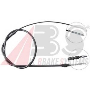 ABS K12716 Трос, стояночная тормозная система