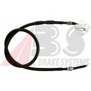 ABS K12936 Трос, стояночная тормозная система