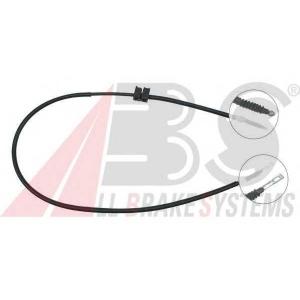ABS K13268 Трос, стояночная тормозная система