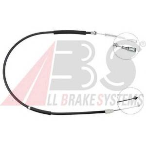 A.B.S. K13416 Трос ручного гальма зад. лів./прав. MB Spinter 509-524 06- VW Crafter 2.0-2.5TDI 06-
