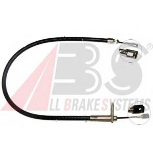 ABS K14718 Трос, стояночная тормозная система