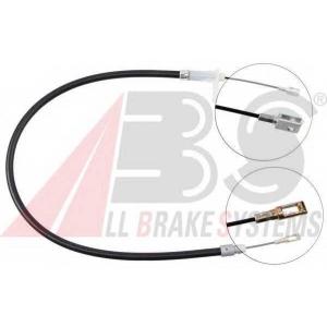 ABS K14738 Трос, стояночная тормозная система