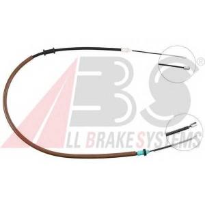 ABS K15638 Трос ручного гальма