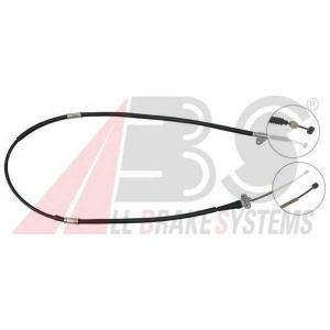 ABS K16047 Трос, стояночная тормозная система