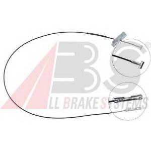 ABS K17242 Трос ручного гальма