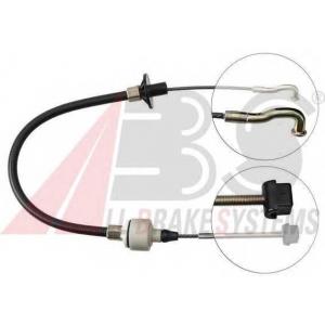 ABS K22950 Трос, управление сцеплением