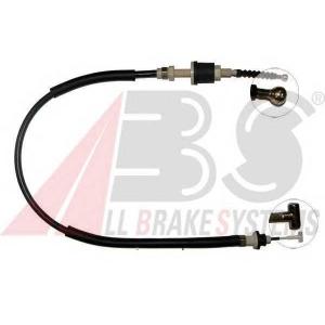 ABS K24750 Трос, управление сцеплением