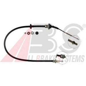 ABS K24830 Трос, управление сцеплением