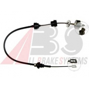 A.B.S. K25260 Трос сцепления Ducato L=1034/250 ME