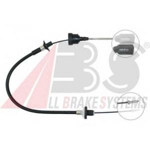 ABS K25690 Трос, управление сцеплением