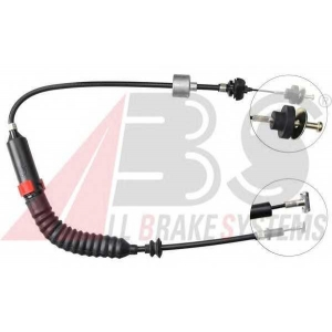 ABS K26200 Трос, управление сцеплением