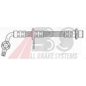 ABS SL5312 Гальмiвний шланг