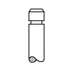 Впускной клапан v94636 ae - DAEWOO LANOS (KLAT) Наклонная задняя часть 1.4