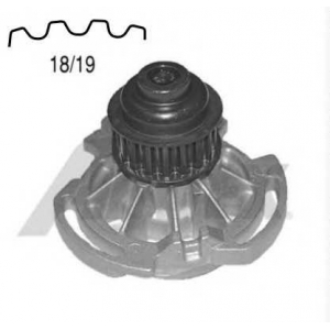 AIRTEX 1338 Водяна помпа VW Polo 1.3-1.4D 88-