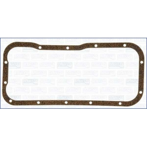 Прокладка, маслянный поддон 14061400 ajusa - NISSAN SUNNY II Hatchback (N13) Наклонная задняя часть 1.6 i 12V
