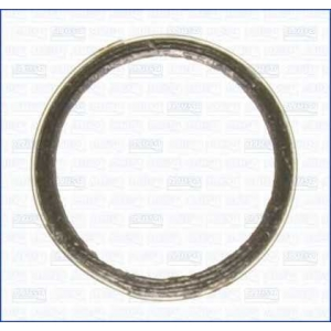19003500 ajusa Уплотнительное кольцо, труба выхлопного газа HONDA CIVIC Наклонная задняя часть 1.6 i 16V Vtec (EE9)