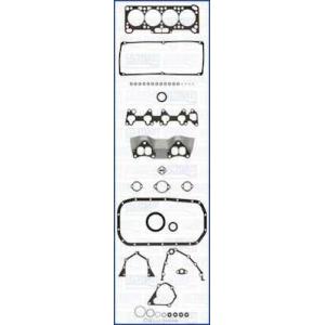 Комплект прокладок, двигатель 50121000 ajusa - MITSUBISHI COLT III (C5_A) Наклонная задняя часть 1.3 12V (C51A)