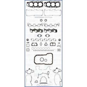 Комплект прокладок, двигатель 50139000 ajusa - MAZDA 929 III (HC) седан 3.0