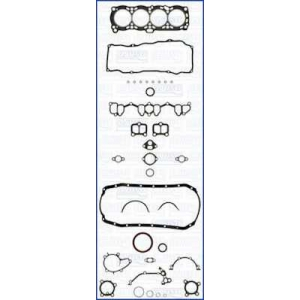 50166000 ajusa Комплект прокладок, двигатель