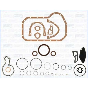 Комплект прокладок, блок-картер двигателя 54044500 ajusa - AUDI 80 (81, 85, B2) седан 1.6 D