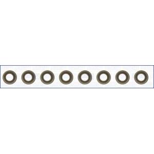 AJUSA 57000800 Сальник клапанов к-кт 8шт. FIAT/SEAT