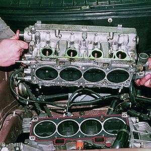 ARCO APE-T2L2 Головка блока цилиндра на двигатель Toyota 2L-II: