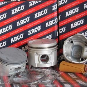 ARCO PKNI407604G Поршни кольца (комплект) на двигатель Nissan E13S, E15S: