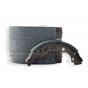 ASAM 30298 Колодки торм. барабан. (с ABS) (203X39)
