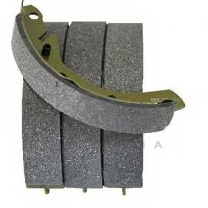 ASAM 53041 Тормозные колодки задние