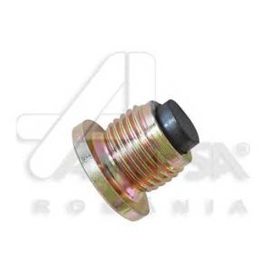 ASAM 80102 Пробка сливная поддона (80102) ASAM