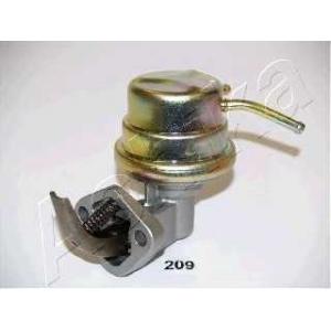 ASHIKA 05-02-209 Fuel pump (outer)