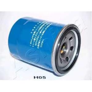 ASHIKA 10-0H-005 Фильтр масляный HYUNDAI I10, I20 1.1, 1.2 08- (пр-во ASHIKA)