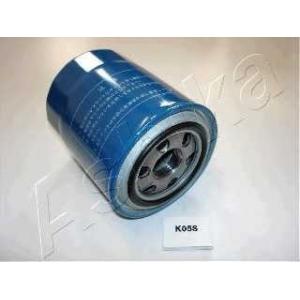 ASHIKA 10-K0-005 Фильтр масляный HYUNDAI H100 TRUCK PIANALE PIATTO/TELAIO 2.5 D (пр-во ASHIKA)