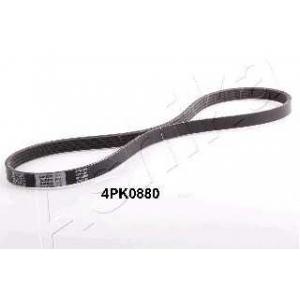 ASHIKA 112-4PK880 V-ribbed Belt