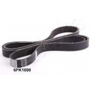 ASHIKA 112-6PK1690 V-ribbed Belt