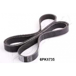 ASHIKA 112-6PK1735 V-ribbed Belt