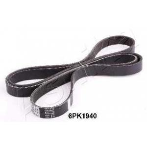 ASHIKA 112-6PK1940 V-ribbed Belt