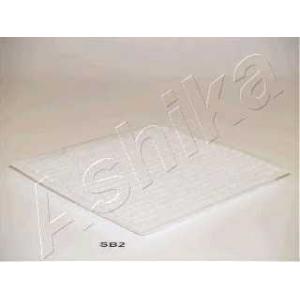 ASHIKA 21-SB-SB2 Фильтр салон SUBARU LEGACY IV 2.0 (1-й сорт)(пр-во ASHIKA)