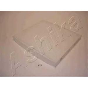 ASHIKA 21-TY-TY7 Фильтр салон TOYOTA AVENSIS (пр-во ASHIKA)