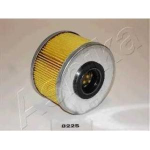 ASHIKA 30-08-822 Фильтр топливный Kangoo F8Q (Purflux) низкий