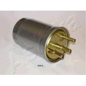 ASHIKA 30-0S-001 Фильтр топл. SSANGYONG ACTYON 200 Xdi (пр-во ASHIKA)