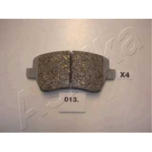 ASHIKA 50-00-013 Комплект тормозных колодок, дисковый тормоз Дача Лоджи
