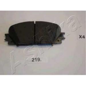 ASHIKA 50-02-219 Комплект тормозных колодок, дисковый тормоз Лексус Ст