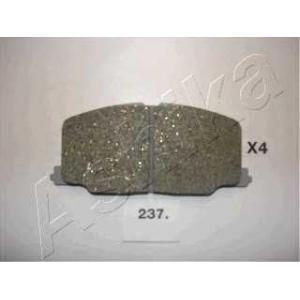 ASHIKA 5002237 Комплект тормозных колодок, дисковый тормоз