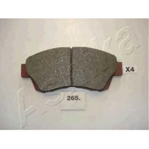 ASHIKA 50-02-265 Комплект тормозных колодок, дисковый тормоз Лексус Лс