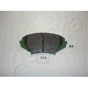 ASHIKA 50-03-313 Комплект тормозных колодок, дисковый тормоз Мазда Р-Икс 8