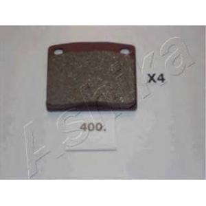 ASHIKA 50-04-400 Brake Pad
