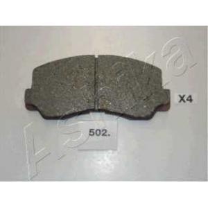 ASHIKA 50-05-502 Комплект тормозных колодок, дисковый тормоз Митсубиси Л 200