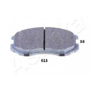ASHIKA 50-06-613 Комплект тормозных колодок, дисковый тормоз Дайхатсу Териос