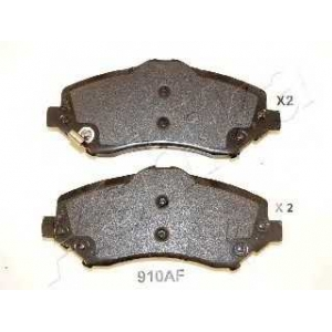ASHIKA 50-09-910 Комплект тормозных колодок, дисковый тормоз Додж Нитро